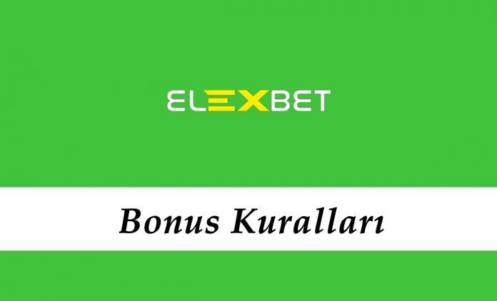 Elexbet Bonus Kuralları