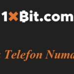 1xbit Alıcı Telefon Numarası