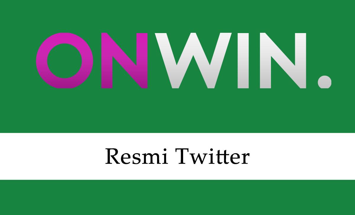 Onwin Resmi Twitter