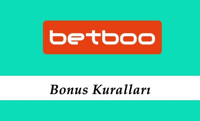 Betboo Bonus Kuralları
